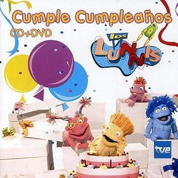 Cumple Cumpleaños: Los Lunnis: Amazon.es: Música