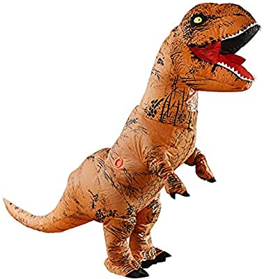 GLOBEAGLE T-Rex - Disfraz de Dinosaurio para Cosplay: Amazon.es: Hogar