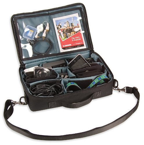 OP/TECH USA Accessory Pack - Camera and Lens Storage Case wi