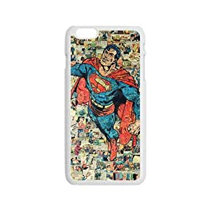linJUN FENGStrong super man Cell Phone Case for Iphone 6