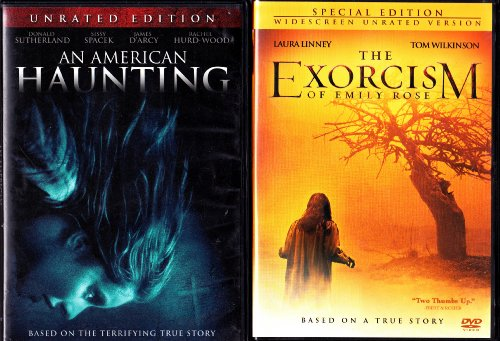 The Exorcism of Emily Rose , an American Haunting : Horror 2 Pack Collection