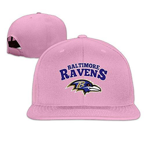 ElishaJ Flat Billed Baltimore Sport Football Logo Trucker Caps - Sunglasses Star All