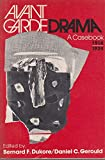 img - for Avant garde drama: A casebook (Crowell casebooks) book / textbook / text book