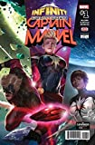 INFINITY COUNTDOWN CAPTAIN MARVEL #1 RELEASE DATE 5/30/2018