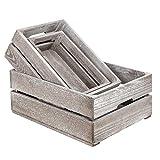 3 Piece Set of Antique Storage Box/Nesting Boxes