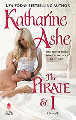 book cover of The Pirate and I
