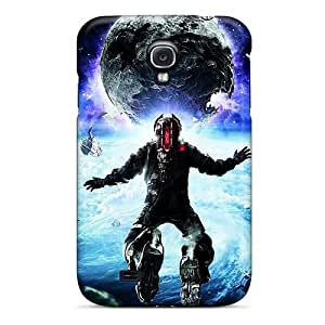 Excellent Galaxy S4 Cases Covers Back Skin Protector Dead Space 3 Weapon Crafting