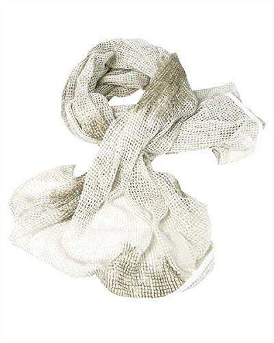 Amazon com : Tactical Camo Pattern Military Netting Scarf
