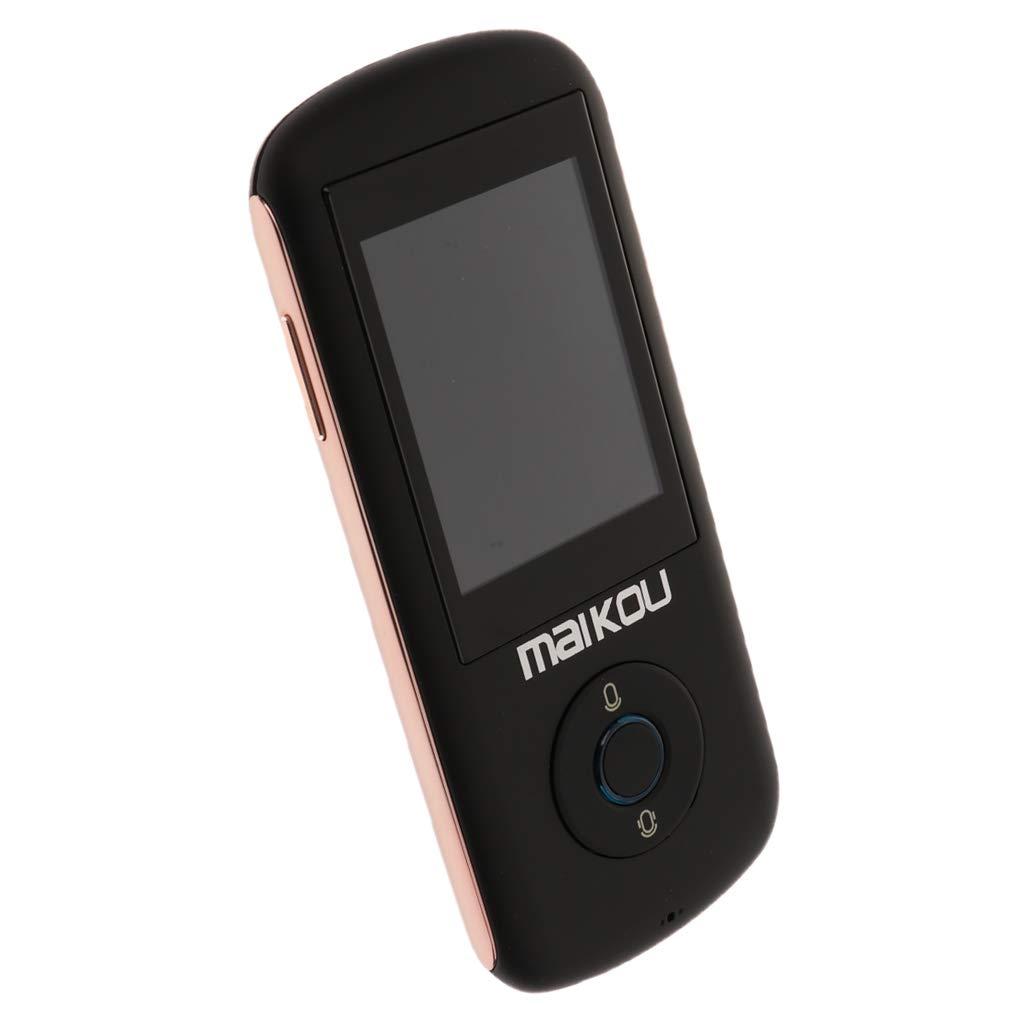【楽ギフ_包装】 Baosity Baosity インスタントボイストランスレーターデバイス B07H3WNK5Y 28言語スマート2ウェイWiFi ブラック 2.4インチスクリーン ブラック B07H3WNK5Y, エクセラー2号館:41689661 --- svecha37.ru