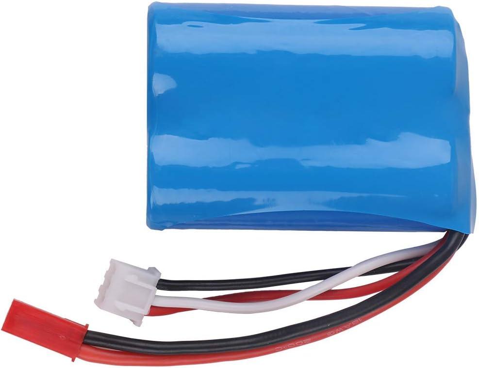 Bateria Lipo 7.4V 1100mAh 15C con cargador USB enchufe JST
