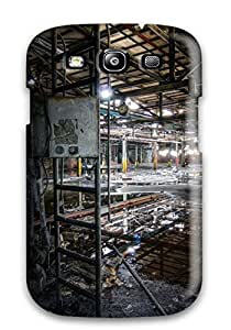 Special DeaneRipman Skin Case Cover For Galaxy S3, Popular Ruins Phone Case