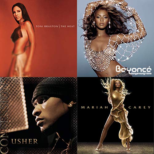 - 50 Great 2000s R&B Songs