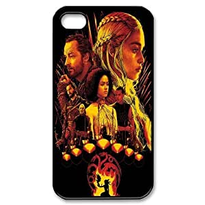 James-Bagg Phone case TV Show Game Of Thrones Protective Case For Iphone 4 4S case cover Style-15