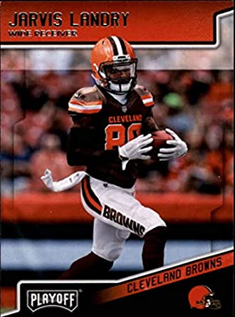 2018 Panini Playoff  46 Jarvis Landry NM-MT Cleveland Browns Official NFL  Football Card b1d19c611