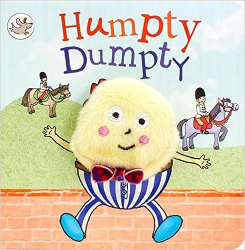 Humpty Dumpty: Finger Puppet Book por Parragon Books epub