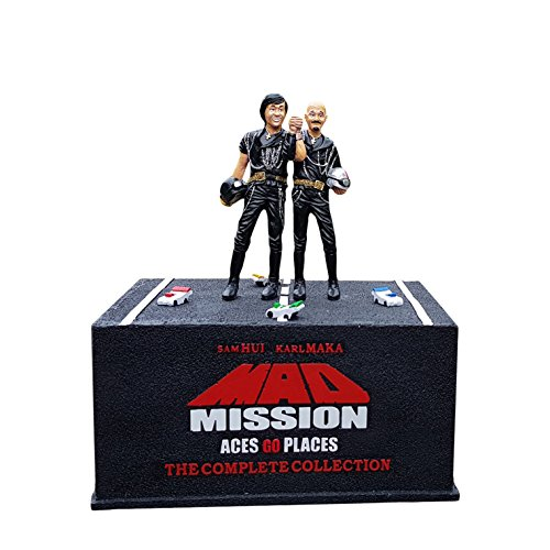 Mad Mission. Tl.1+5, 3 Blu-rays + 3 DVDs (Collectors Edition)