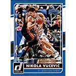 2015-16 Donruss NBA #19 Nikola Vucevic Orlando Magic Official Basketball Card.