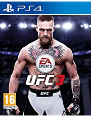 UFC 3 (PS4) [video game]