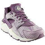 Nike Air Huarache Run Premium Women Violet Dust 683818-500 (9)
