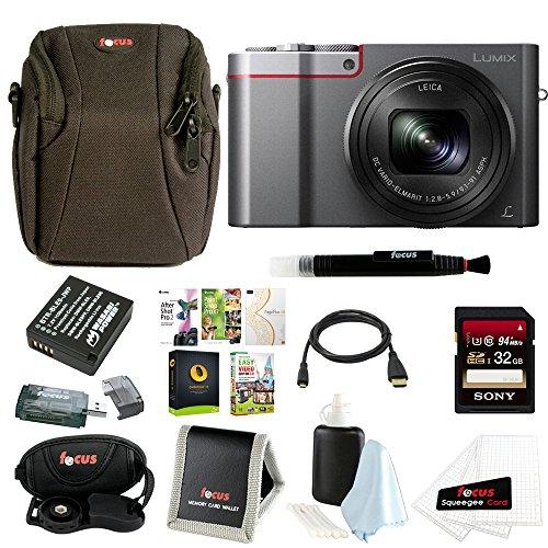 Panasonic Lumix DMC-ZS100 Digital Camera w/ Sony 64GB Class
