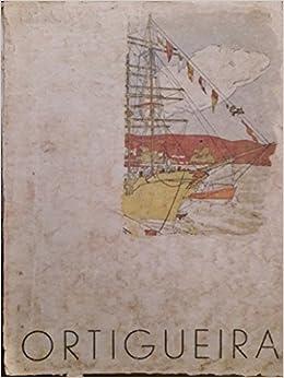 Ortigueira,libro de las fiestas patronales.1953. (Spanish) Paperback – 1953