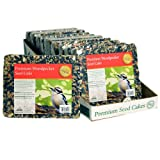 Heath Outdoor Products SC-32 2-Pound Premium Woodpecker Seed Cake, 10-Pack