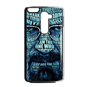 Artistic Fashion Unique Black LG G2 case