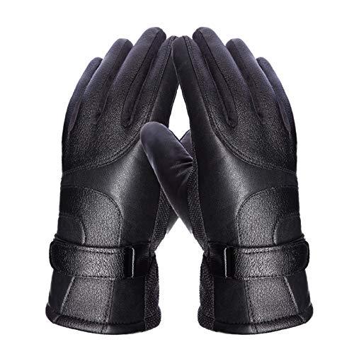 Sport Touch per Amdxd Women ciclismo nero Gloves Winter Cold screen Winter PqPxSOfwE
