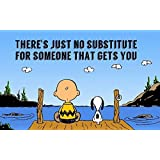 Novelty Snoopy Love Quote - Photo Fridge Magnet: Amazon.co ...