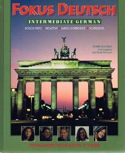 Fokus Deutsch, Intermediate German