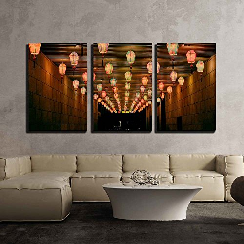 the Lantern Corridor x3 Panels