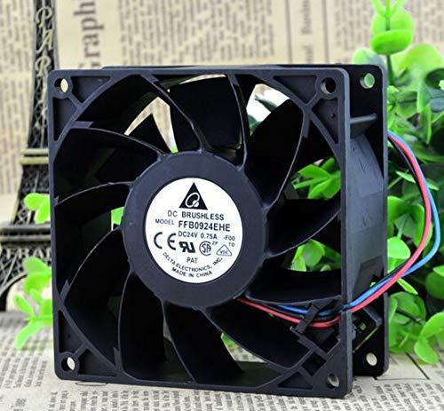 FFB0924EHE 24V 0.75a 929238 Three-Wire Converter Fan 6months Warranty