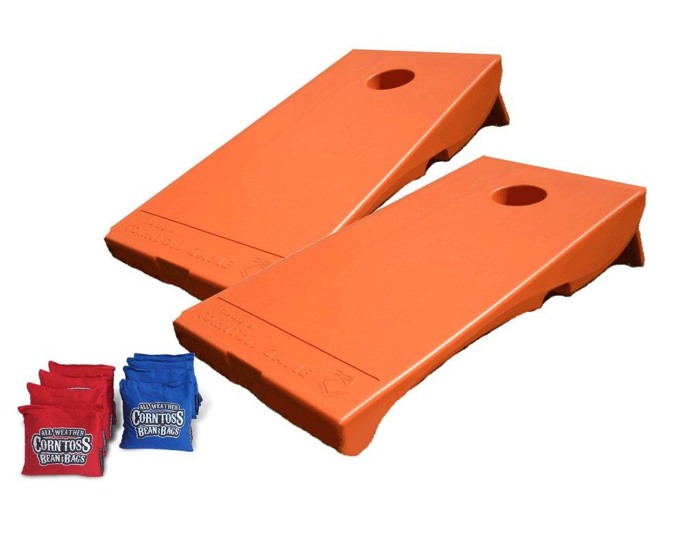 Driveway Games All Weather Corntoss Bean Bag  Game - Orange