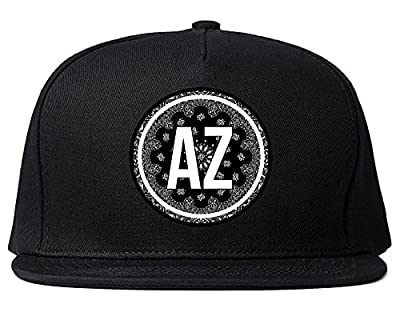 Kings Of NY AZ Arizona State Bandana Snapback Hat
