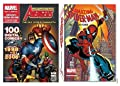 Marvel Comics - 20 Years of The Amazing Spider-Man & Earth's Mightiest Super Heroes The Avengers - Over 350 Printable Digital Comics on DVD-ROM in Acrobat PDF Format (Mac & Windows)