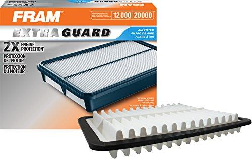 Chevrolet Malibu Air (FRAM CA9492 Extra Guard Flexible Panel Air Filter)
