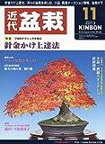 月刊近代盆栽 2019年 11 月号 [雑誌]
