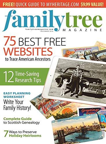 Magazines : Family Tree Magazine [Print + Kindle]