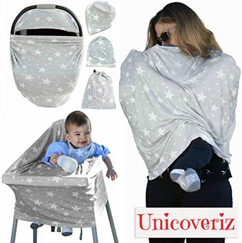 Nursing Breastfeeding Highchair Shopping Stroller
