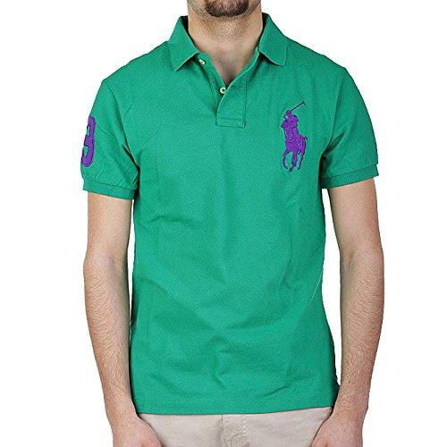 Ralph Lauren Polo Uomo A12KAA26C8312A3306 Cotone Verde