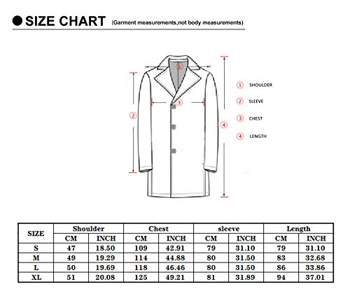 Rated mens winter coats