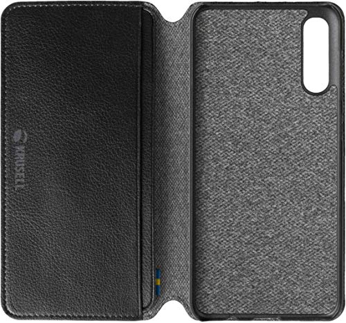 Krusell Book Case 'Pixbo 4 Card SLIMWALLET' for Samsung Galaxy A50 in Black