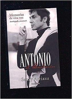 ANTONIO EL BAILARIN (VARIOS): Amazon.es: Arriazu Irun