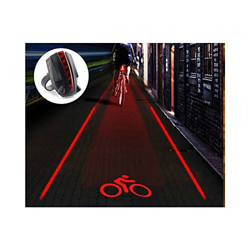 Huluwa Bicycle Cycling Projector Resistant