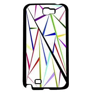 Colorful Abstract Pattern Hard Snap on Phone Case (Note 2 II)