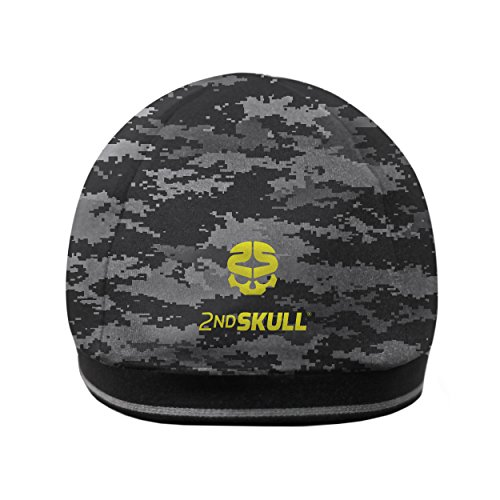 2nd Skull Protective Skull Cap, Digital Camo, Teen/Adult