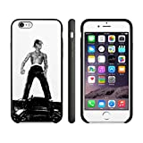 Travis Scott Action Figure Case Cover Your iPhone 6 Case and iPhone 6S Case ( White Hard Plastic )