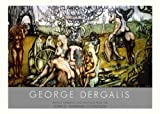 George Dergalis Fantasy Drawings and Paintings from the John D. Merriam Collection 9780615370279