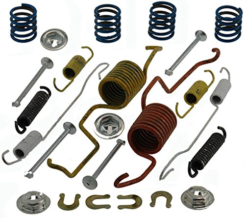 ACDelco 18K1776 Professional Rear Drum Brake Shoe Adjuster and Return Spring Kit