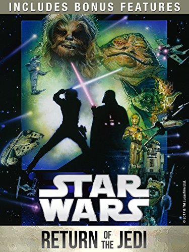 Star Wars: Return of the Jedi (Plus Bonus (Star Wars Return Of The Jedi)